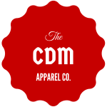 The CDM Apparel Co. Logo2