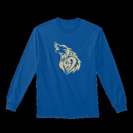 Long Sleeve Tee Royal Blue
