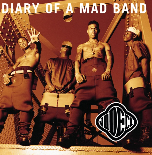Dairy of a Mad Band - Jodeci
